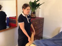 MFR for Arm and Shoulder Tension by SB Holistic, Exeter (Devon)
