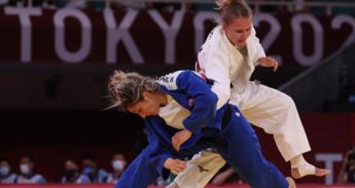 Tokyo 2020, Maria Centracchio bronzo nel judo