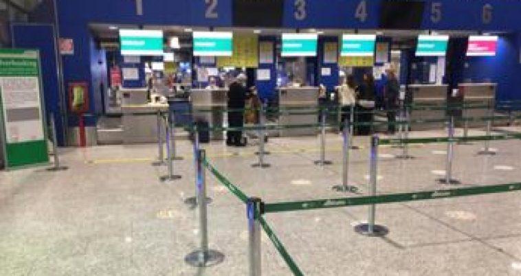 """Alitalia, passeggero ultimo volo: """"Se ne va un pezzo di storia"""""""