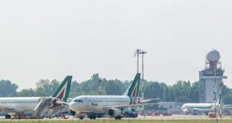 Alitalia, al via Ita con 191 voli: primo decollo da Linate