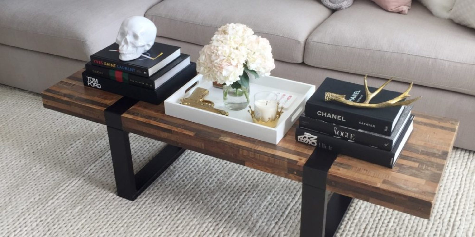 Rustic Chic Living Room Interiors Styled By Kasey