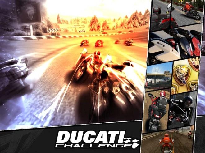 ducati challenge artwork