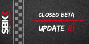 CLOSED BETA UPDATE #1