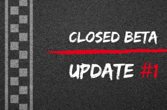 CLOSED BETA UPDATE #1