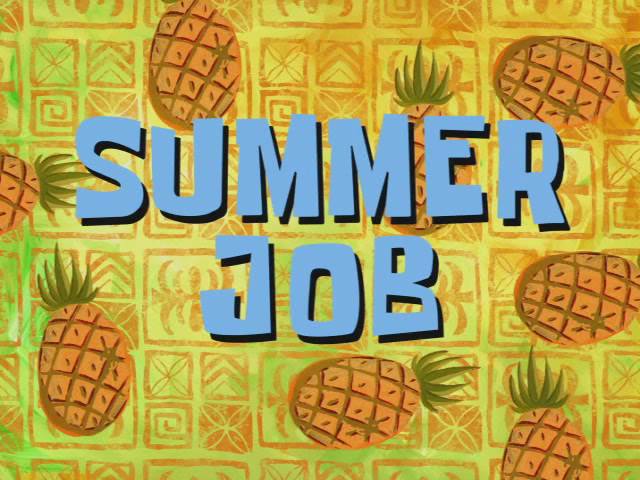 Day Without Tears Spongebob