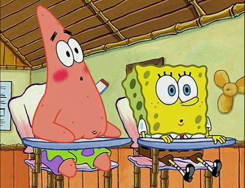 Spongebuddy Mania Spongebob Episode New Student Starfish