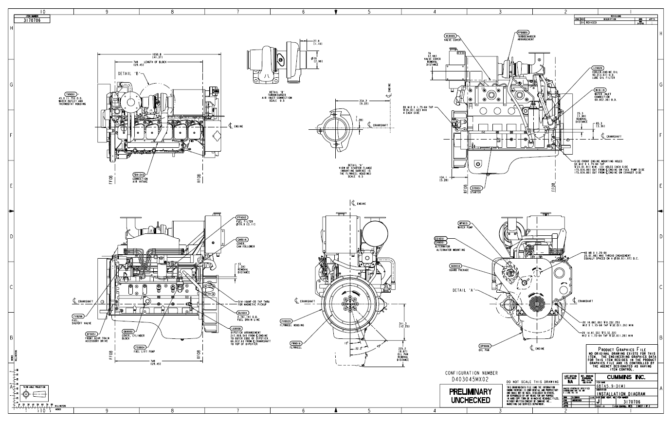 2 Cylinder Wisconsin Engine Tjd