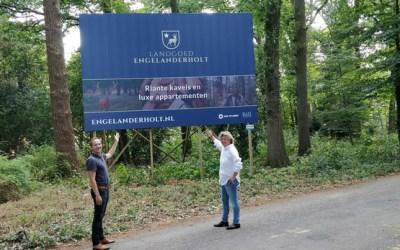 Startschot gegeven voor woningbouw op Landgoed Engelanderholt in Beekbergen (de Stentor – 24 juli 2018)