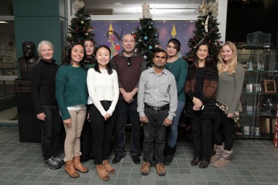 Aliani Lab 2016 Christmas