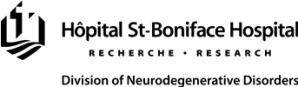 Division of Neurodegenerative Disorders logo