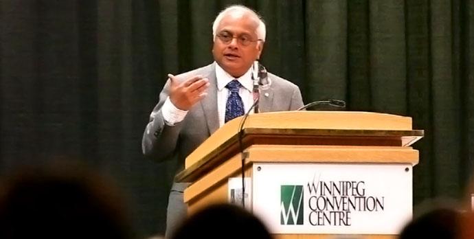 Dr. Salim Yusuf