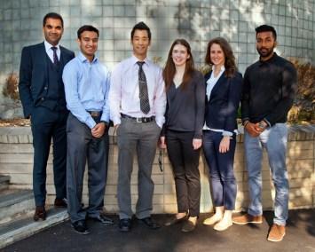 Dr. Jassal lab group photo