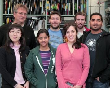 Dixon lab group photo
