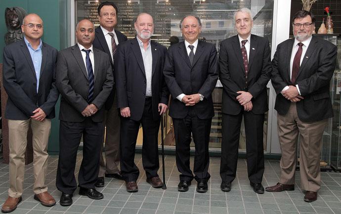 Italian Ambassador visits CITEL
