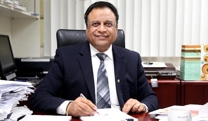 Singal makes The Indian Diaspora's A-list