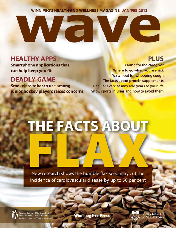 Wave magazine cover