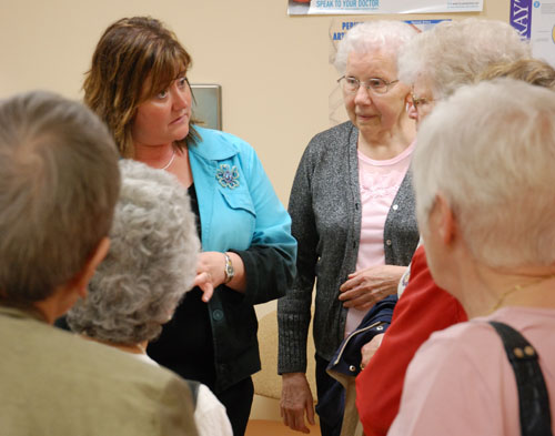 Class of '53 Comes Home to St. B