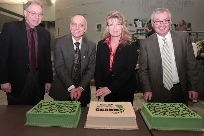 $406,000 to Agri-Health research in Manitoba, CCARM celebrates anniversary