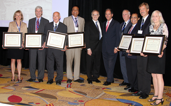 Singal Honoured by International Academy of Cardiology