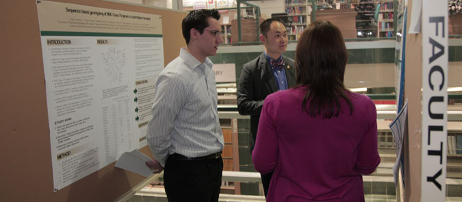 Undergraduate Life Sciences Research Conference a success