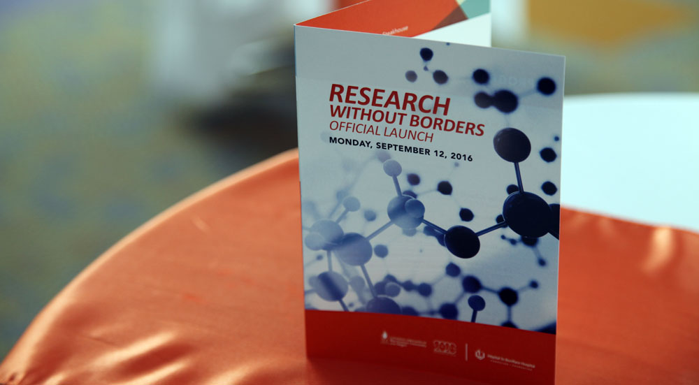 Research Without Borders brochure