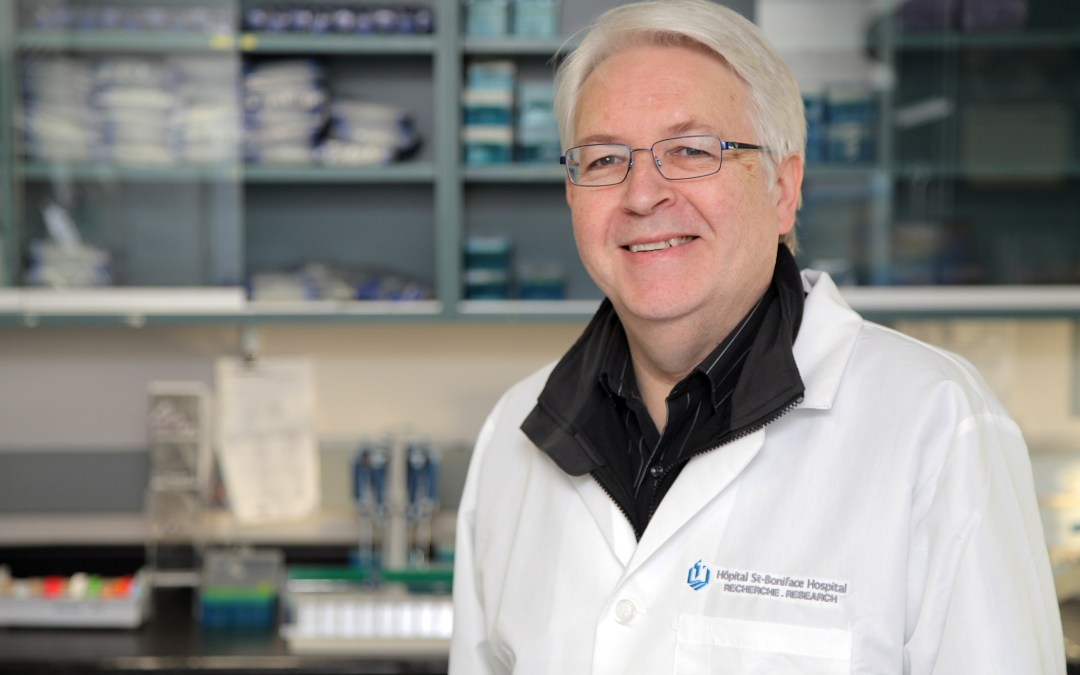 Fernyhough appointed head of Pharmacology and Therapeutics, U of M