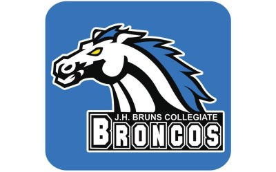 J.H. Bruns Collegiate supports Hoops from the Heart