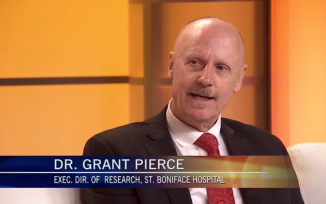 Dr. Pierce on CTV