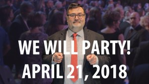 R30 - We Will Party