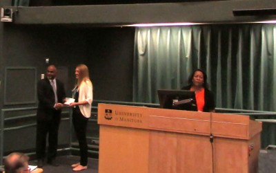 Canadian Student Health Research Forum awards