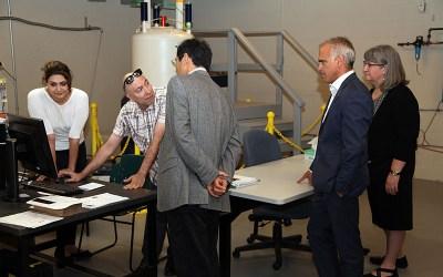 Roquette visits CCARM