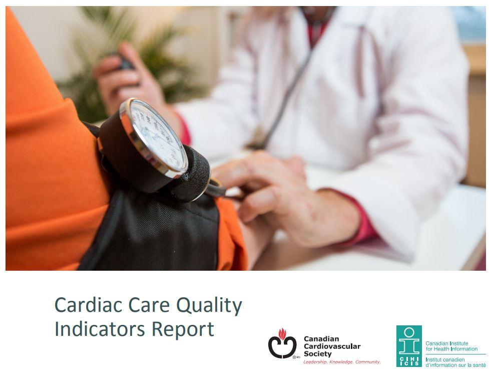 cardiac care quality indicators report