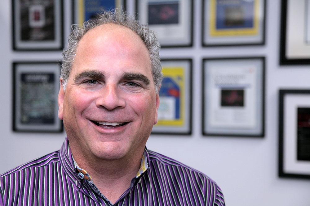 Kirshenbaum to receive Professional Achievement Award