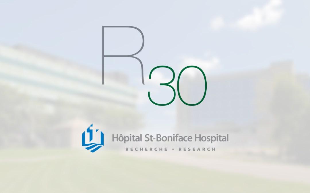 R30 a resounding success!
