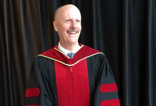 Pierce Receives Distinguished Professor Honour