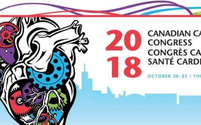 Schultz presents at Canadian Cardiovascular Congress