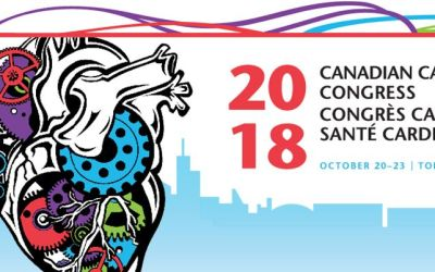 Schultz presents at Canadian Cardiovascular Congress