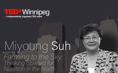 Dr. Suh on TEDxWpg