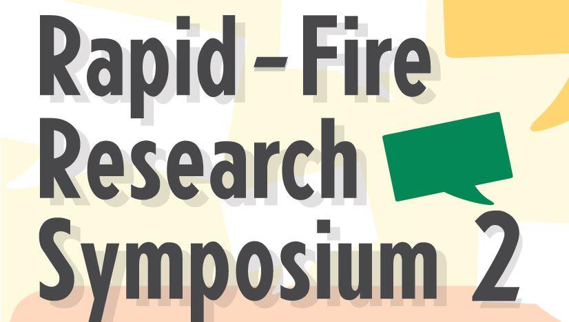 Rapid Fire Research Symposium Logo