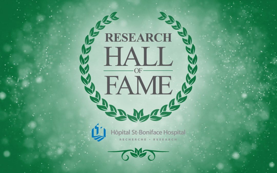 2019 Research Hall of Fame – Kryger & MacLean Inducted