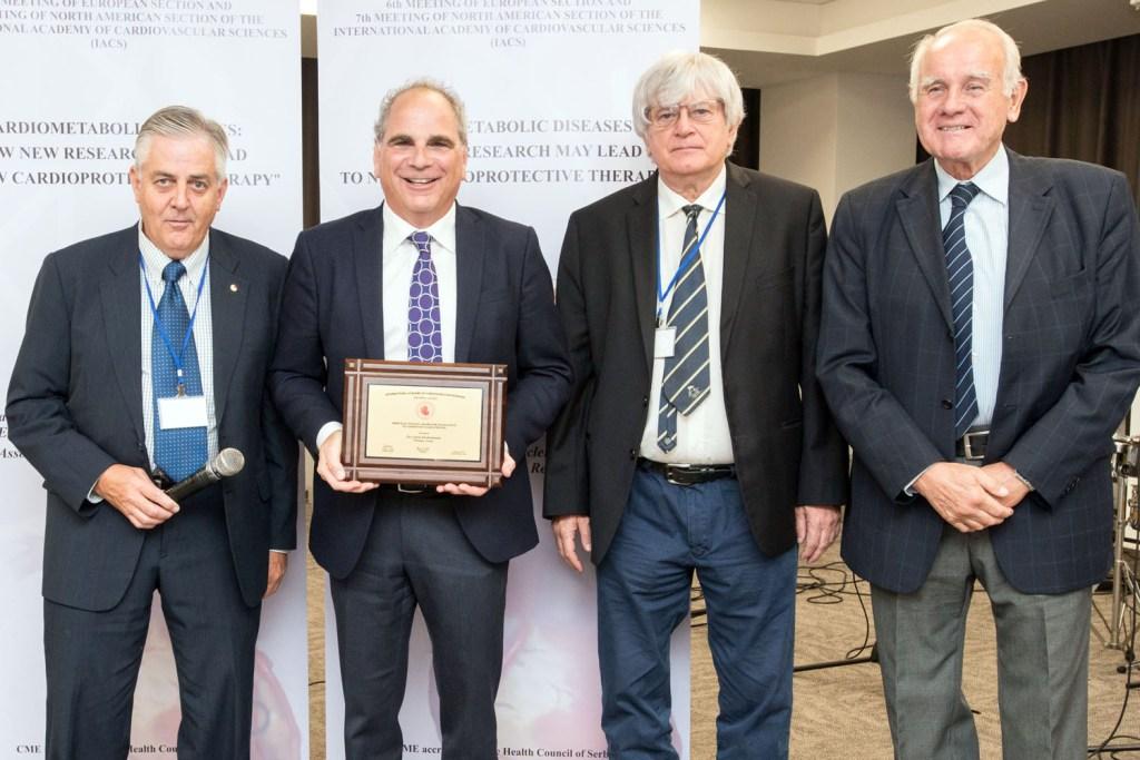 Dr. Kirshenbaum receives award