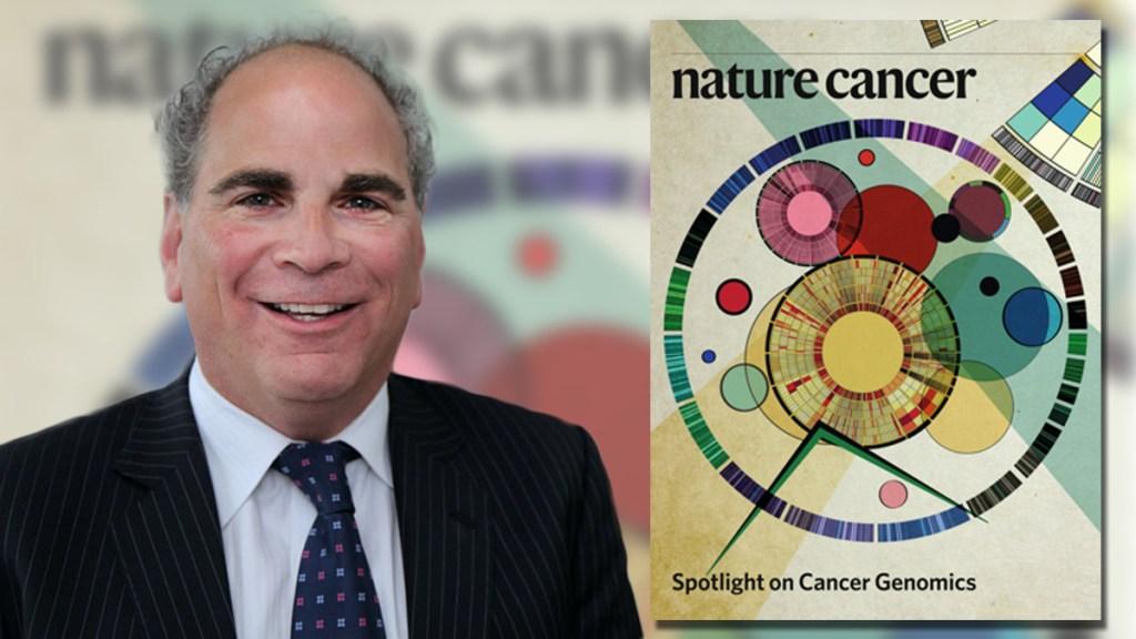 Kirshenbaum - Nature Cancer cover
