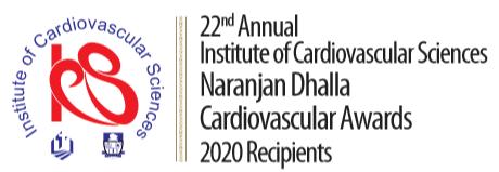 2020 ICS Naranjan Dhalla Cardiovascular Award Recipients