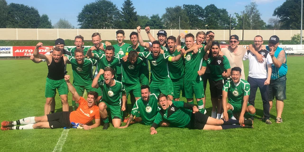 Aufstieg U23 Kreisklassenmeister