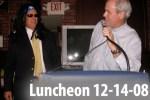 Torres labors through quick luncheon speech