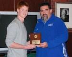 Phil Womble Ethics Award: Jackson Mauze, Cate School