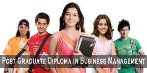 Post Graduate Diploma in Business Management in SBS