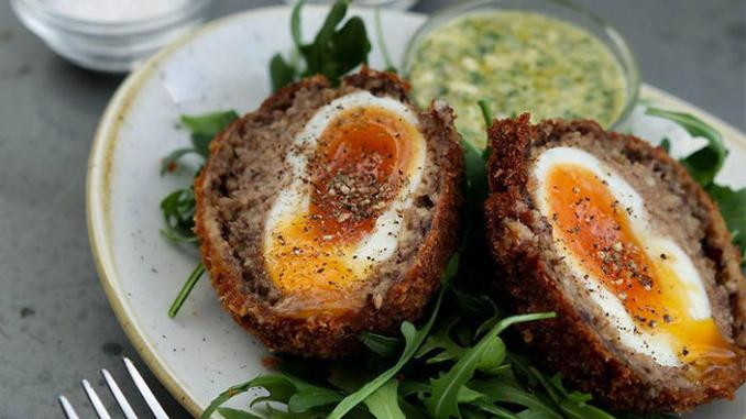 I love Scotch eggs - but what if they're not Scottish