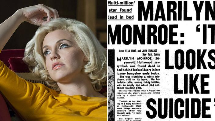 4 Conspiracy Theories About The Death Of Marilyn Monroe