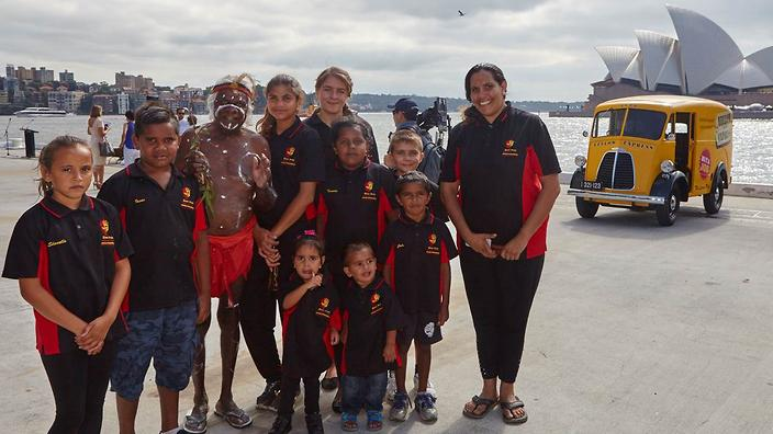 Indigenous Choir Singing For Inclusiveness Acknowledgment
